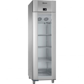 Gram ECO EURO KG 60 CCG L2 4N refrigerator - Euro standard - single door - stainless steel